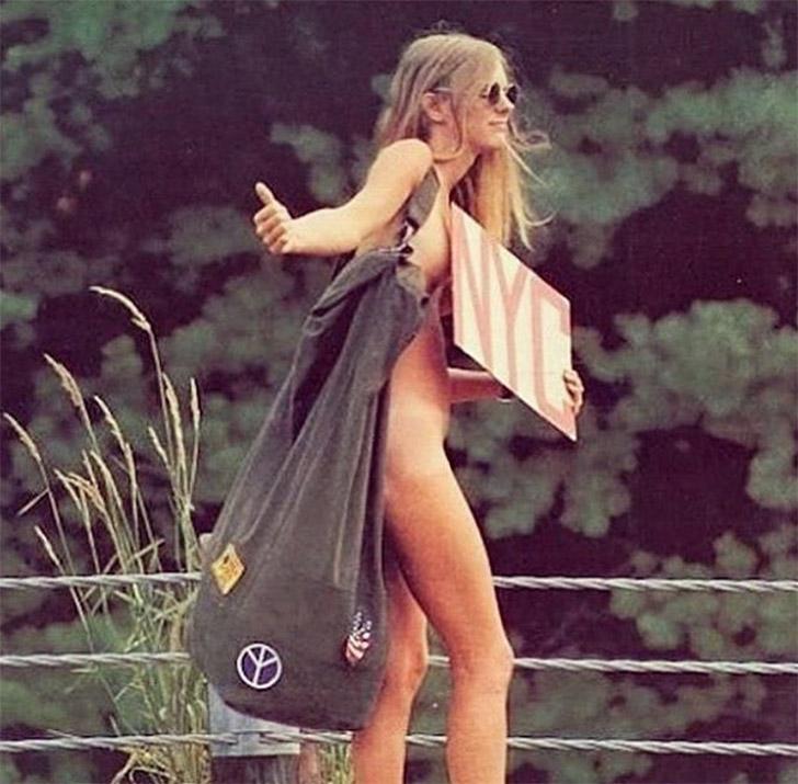 Какими были женщины фестиваля Woodstock