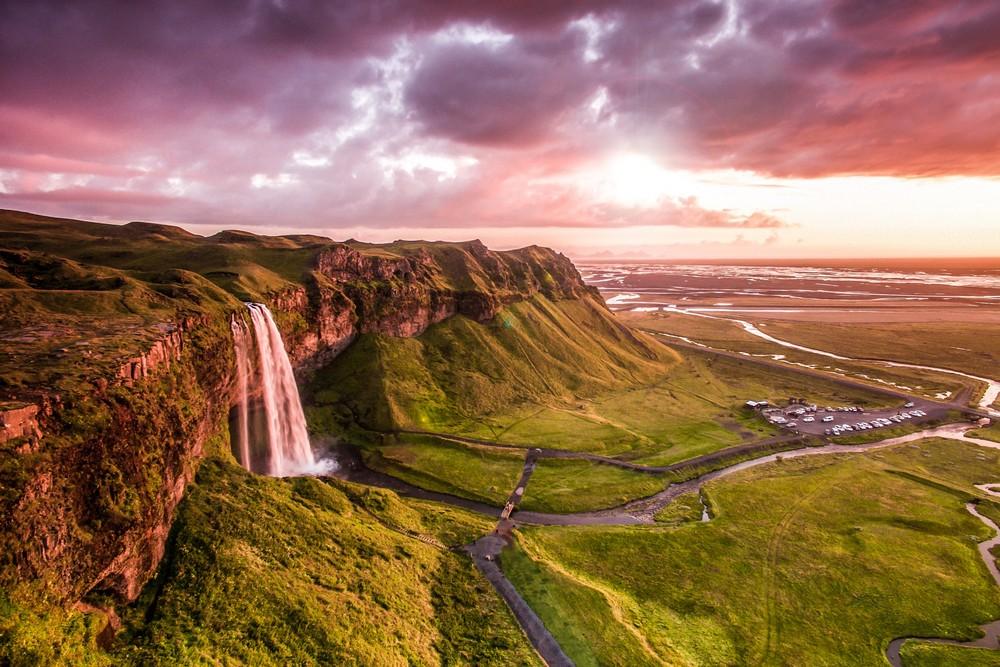 Красота Исландии на снимках Ozzo Photography