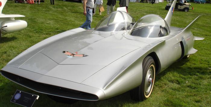 Необычные и удивительные автомобили последних 60 лет