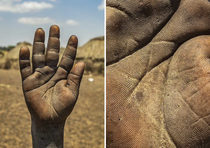 О чем могут рассказать руки человека