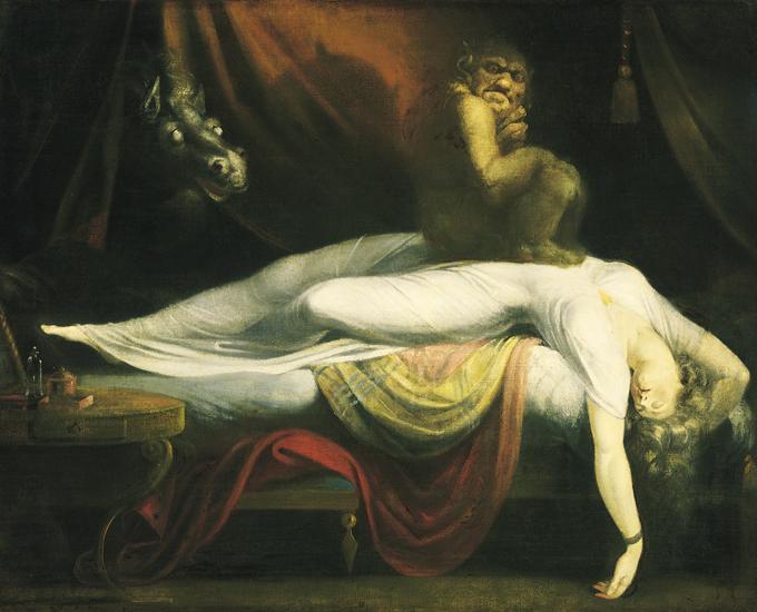 Паралич во сне — странное явление в нашей жизни