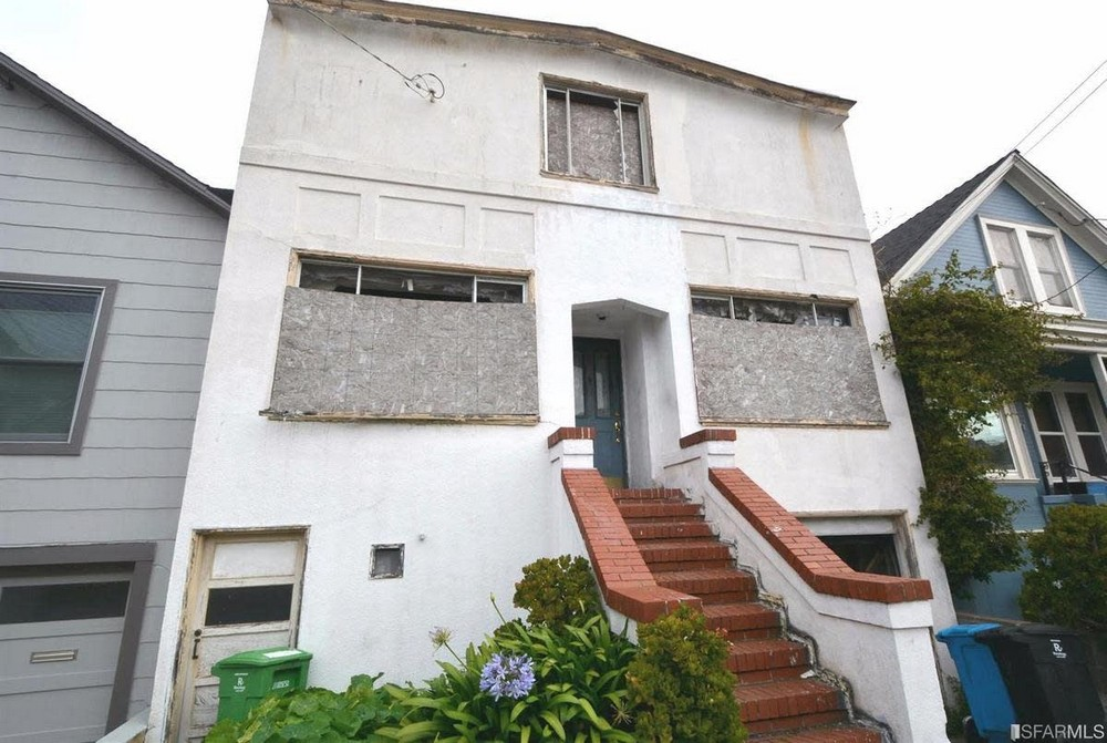 Самый дешевый особняк в Сан-Франциско за $499 000