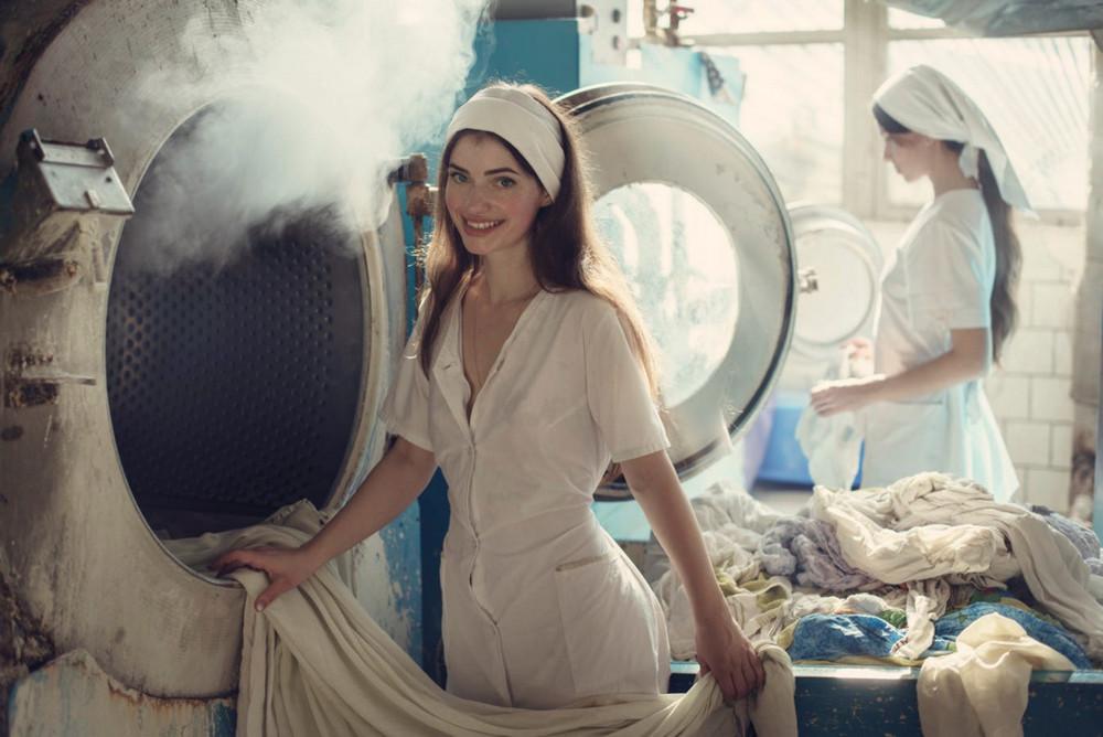 Женская красота и очарование на фото Давида Дубницкого