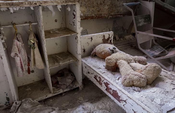 31-я годовщина катастрофы на Чернобыле