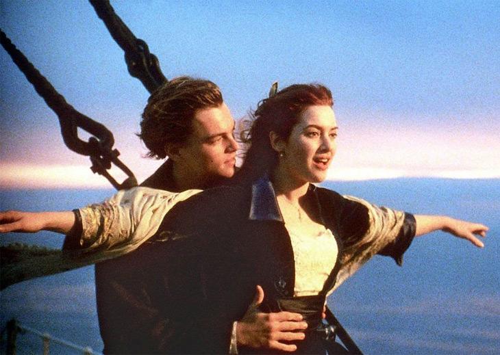 Актеры Титаника: тогда и сейчас