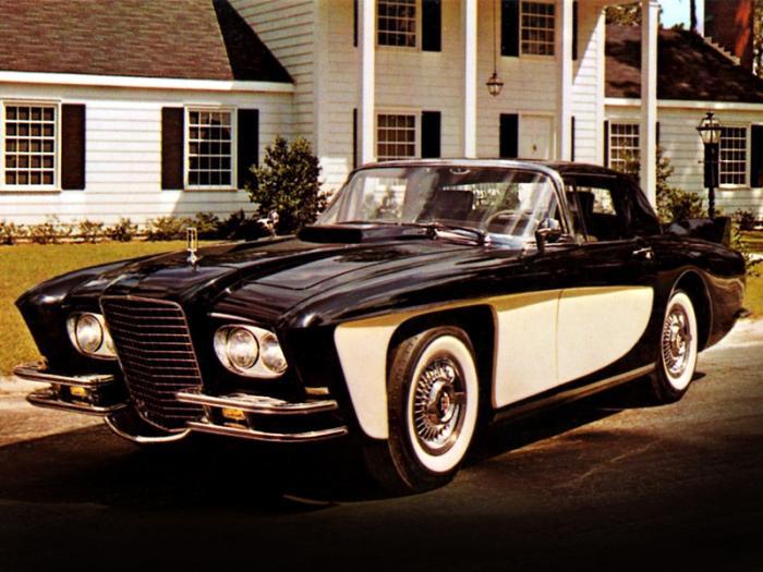 Gaylord Gladiator — причудливый автомобиль для очень богатых