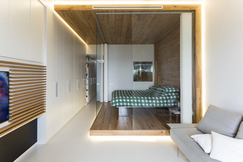 Небольшая квартира на берегу Адриатического моря