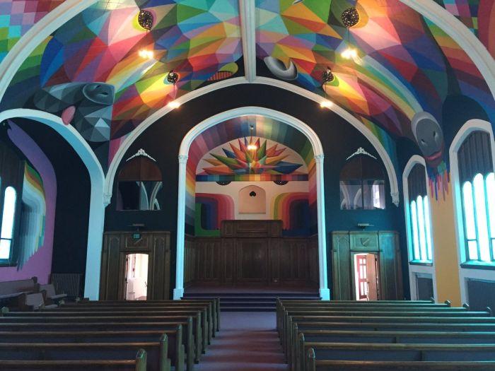 В Денвере открылась международная церковь марихуаны