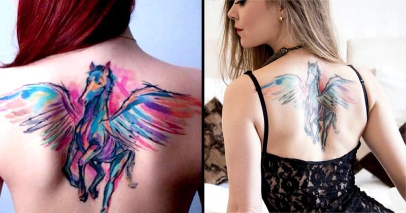 татуировка спустя 10 лет фото до и после