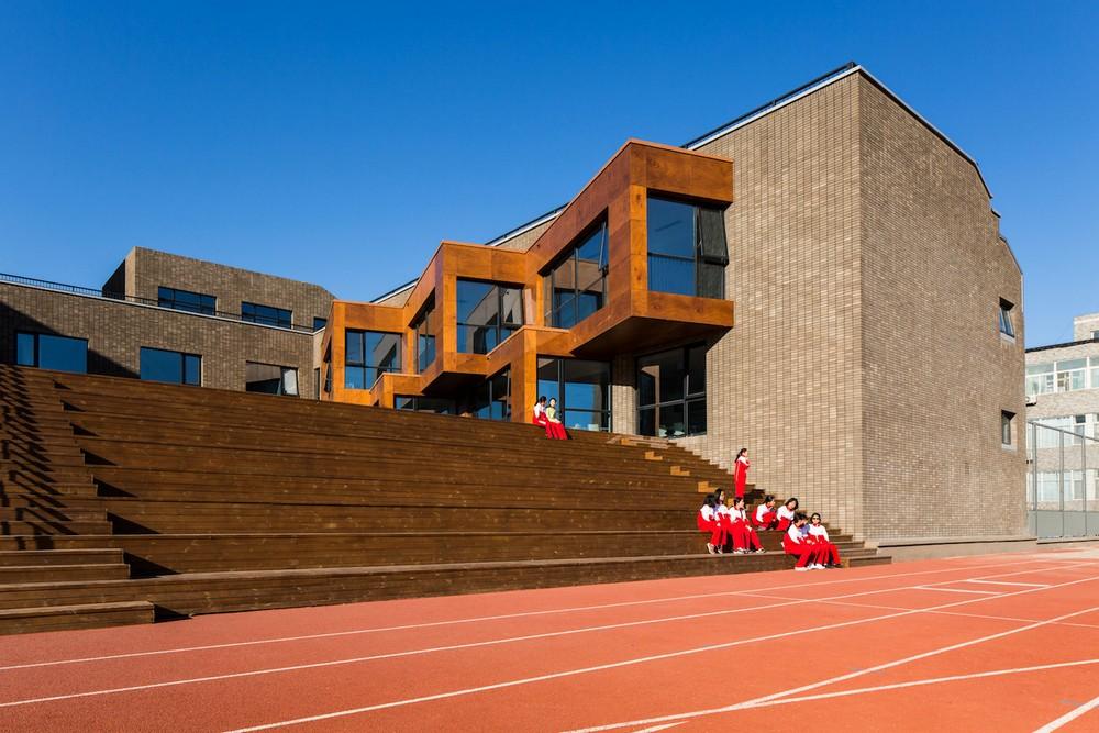 Кампус средней школы при Пекинском университете