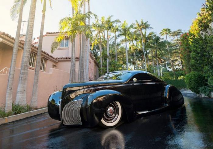 Lincoln Zephyr Scrape — культовый кастомный автомобиль из Америки