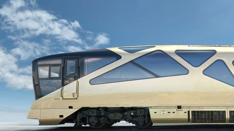 Люкс-поезд с двухэтажными купе и заоблачными ценами на билет