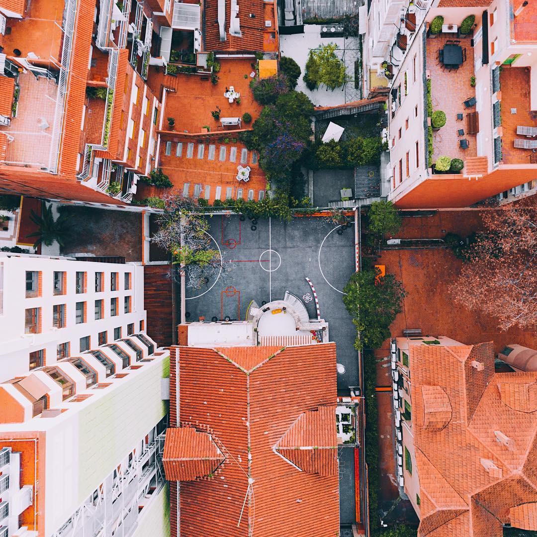 Потрясающие снимки с высоты от Акилеса Пировано