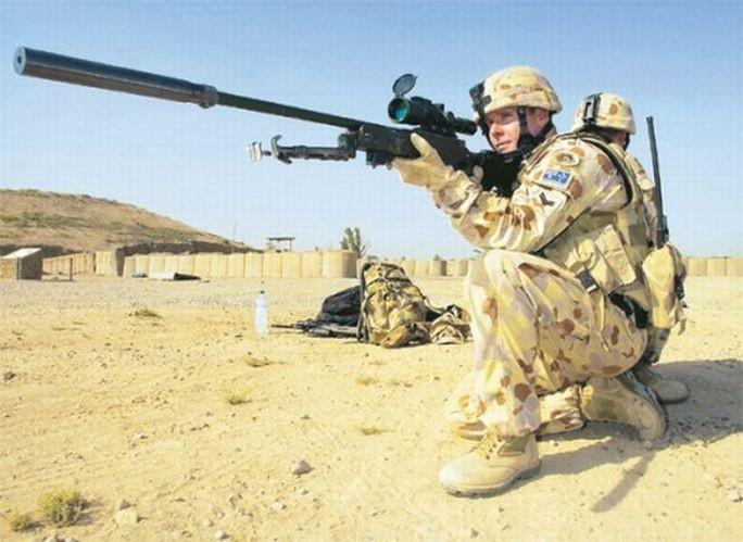 SASR — австралийский спецназ