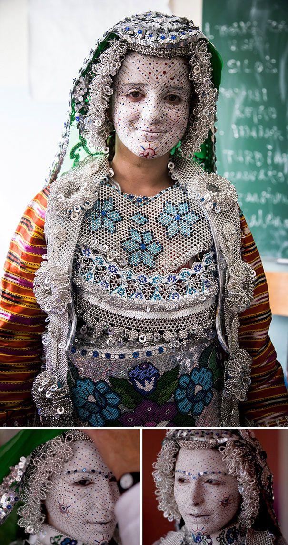 Традиционные свадебные наряды разных стран мира