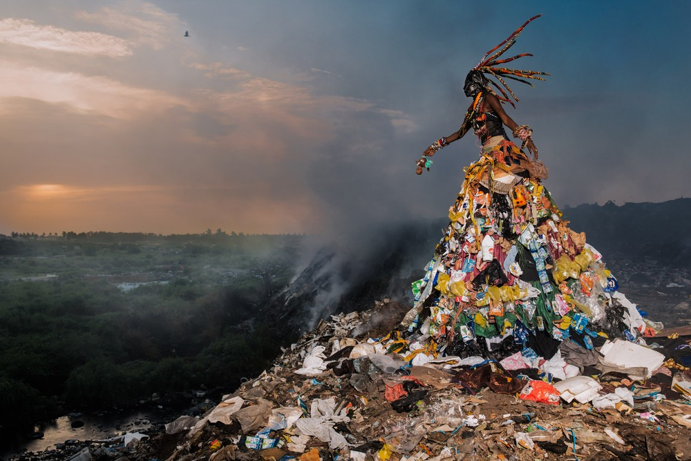 Африканские мусорные боги
