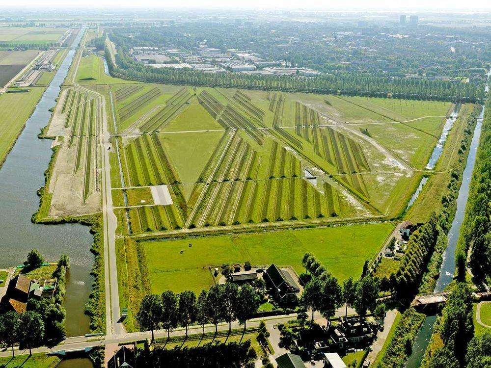 Борьба с шумом в аэропорту Амстердама