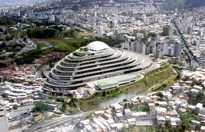El Helicoide — одна из визитных карточек Венесуэлы