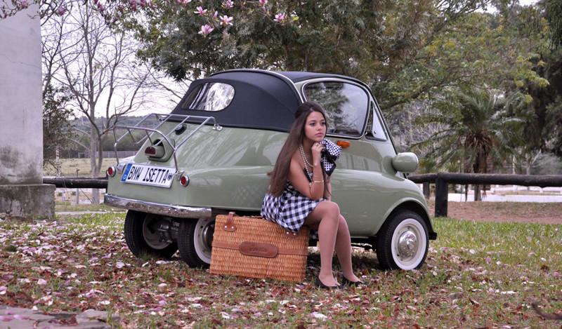 Isetta – самый милый автомобиль в истории