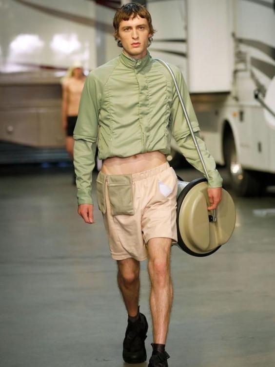 Что носить этим летом 2018 мужчинам