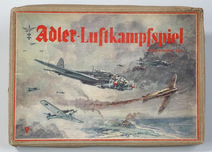 Настольные игры в нацистской Германии