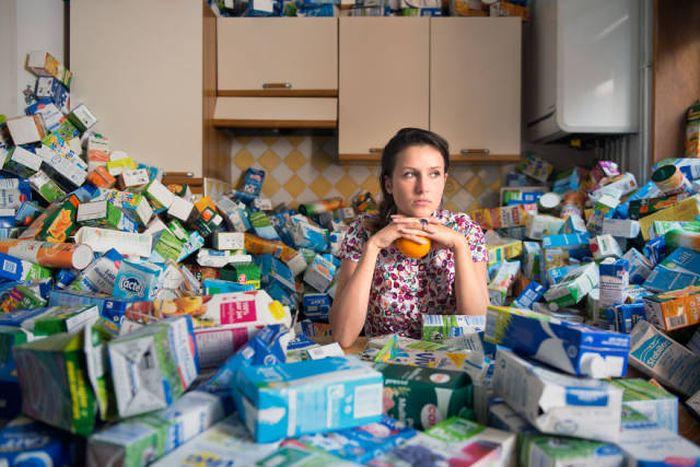 Сколько мусора производит современный человек