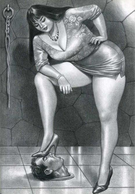 Карикатуры на женское доминирование фото 364-232