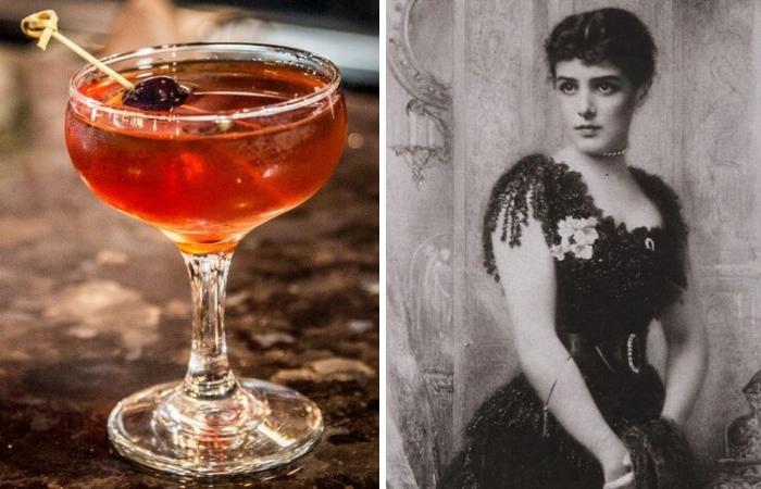 История появления коктейля Манхэттен