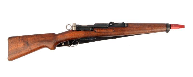 Немецкая винтовка, стреляющая хозяину в нос