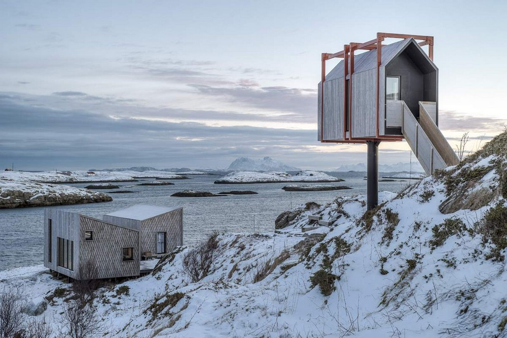 Уникальный комплекс для работы и отдыха в Норвегии