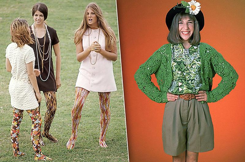 Ужасные тренды моды прошлого
