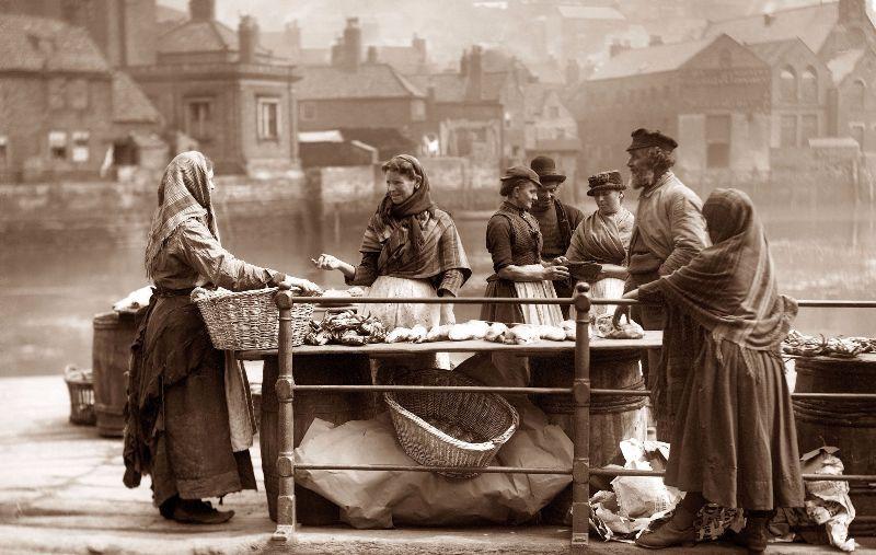 Жизнь английского городка в конце XIX – начале XX века