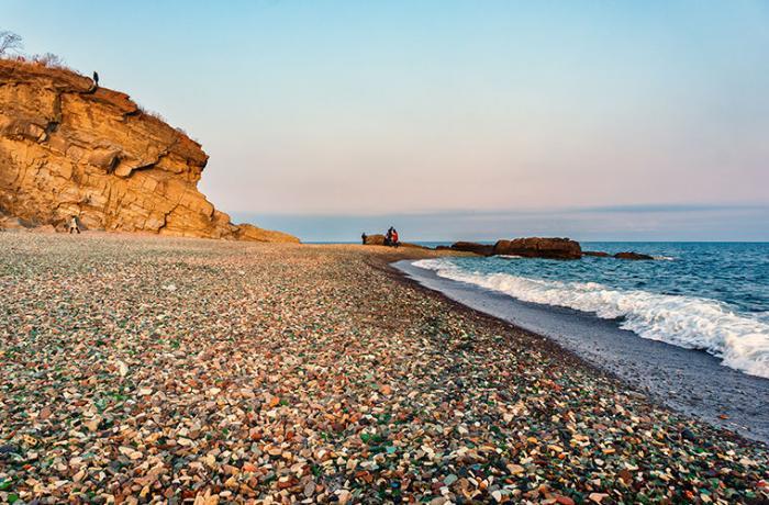 10 самых оригинальных пляжей