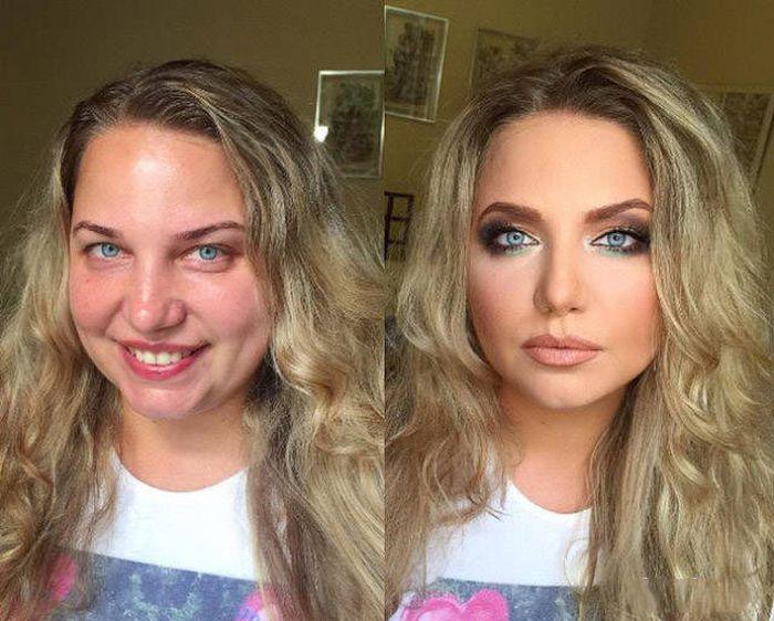 Чудодейственная магия макияжа