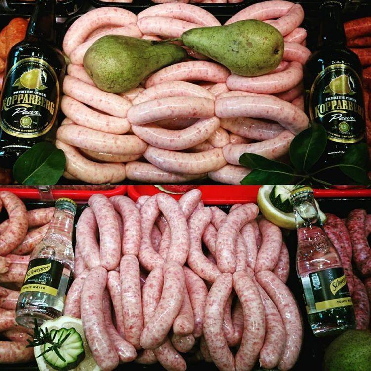 Ирландцы начали делать колбасы для гриля, наполненные алкоголем
