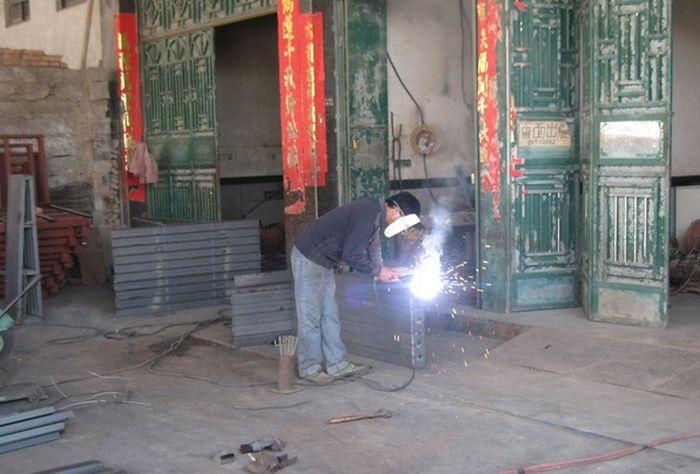 Самодельные маски китайских сварщиков