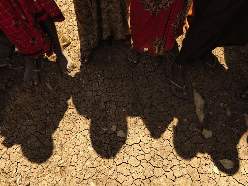 Сильнейшая засуха в Сомали