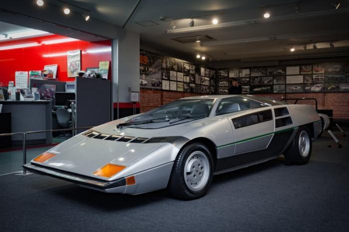 Dome Zero — японский Lamborghini