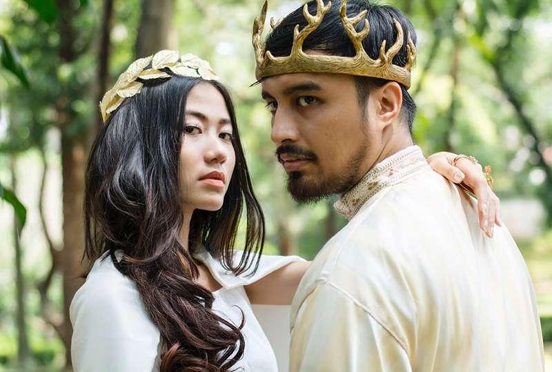 Фанаты «Игры престолов» устроили тематическую свадьбу
