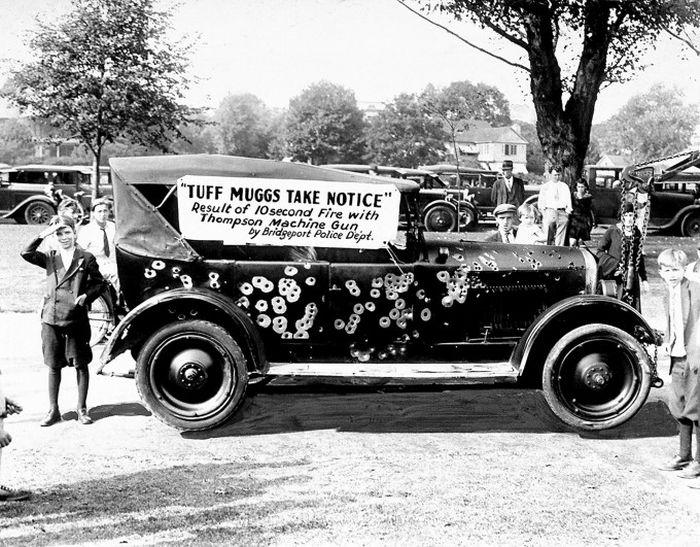 Гангстеры США 30-х годов