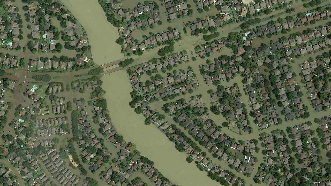 Изображения разных уголков Земли из Google Earth 2017