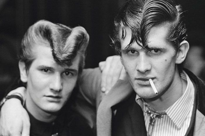 Тедди-бои — британская молодежная субкультура 50-х