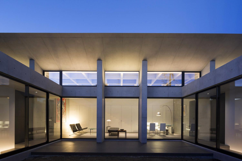 Японский минимализм в интерьере частного дома