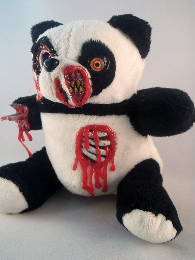 Зомби-игрушки от ArtUndead