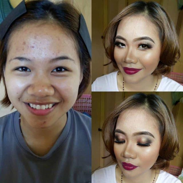 Чудеса макияжа от визажистов