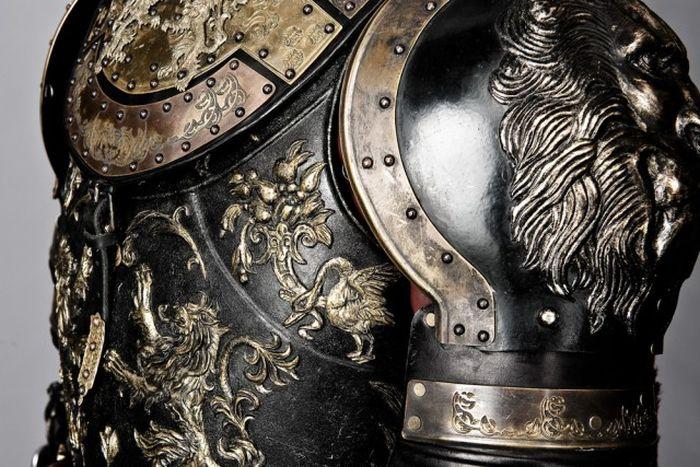 Доспехи героев из «Игры престолов»