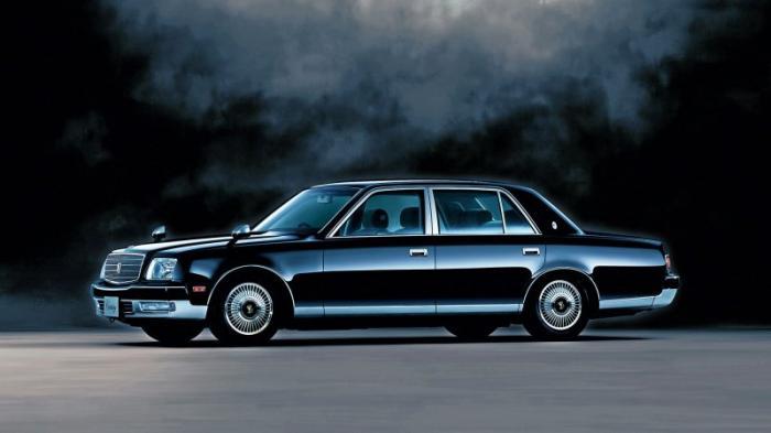 История самого роскошного автомобиля Японии