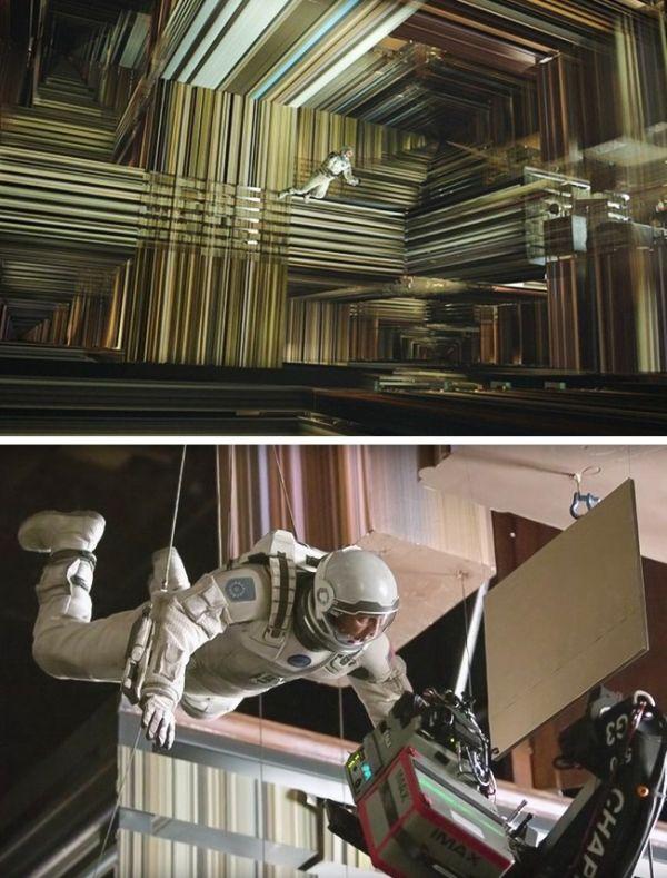 Киношные декорации, которые мы приняли за графику
