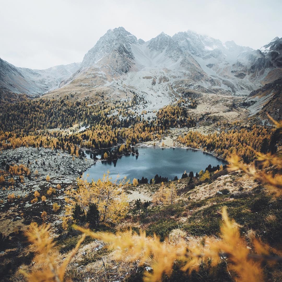 Красивые пейзажи от Ханнеса Беккера