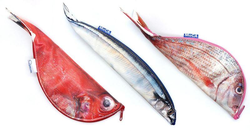 Мерзкие женские сумочки в виде рыб